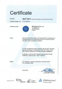 Certyfikat SCC_GB-1a