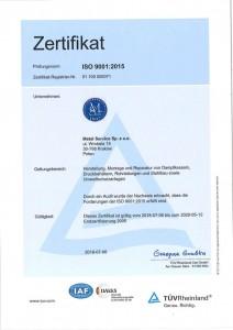 ISO 9001;2015 DE